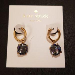 Kate Spade hoop